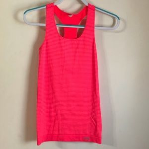 Under Armour Fitted Heat Gear Tank